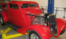 34 Ford Build