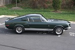 1968 Chelby GT500 KR