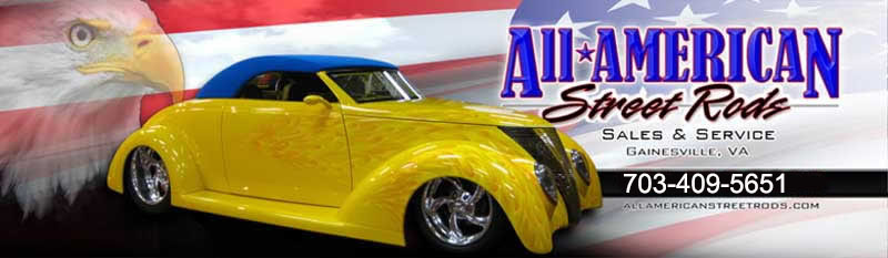 All American Street Rods, Classic/Muscle/Vintage Auto Restoration Sales and Service
